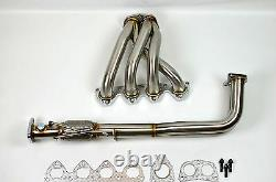 1320 Performance 97-01 Prelude Sh Model Bb6 H22a4 Racing Header H22a H22