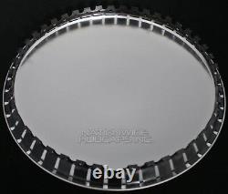 16 Set of 4 Solid Moon Wheel Covers Snap On Hub Caps fit R16 Tire & Steel Rim