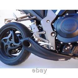2008-17 Honda CB1000R CS Racing Slip-on Exhaust Muffler + dB Killer (+4.3hp)