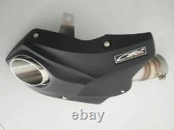 2017-21 Honda CBR1000RR SP Slip-on Exhaust Muffler CS Racing + Baffle