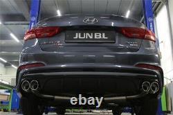EXHAUST SYSTEM RACING VER. For HYUNDAI 17 18 19 20 ELANTRA SPORT JUN B. L