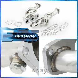 For 03-06 350Z Z33 Infiniti G35 VQ35DE Stainless Steel Headers Manifold Exhaust