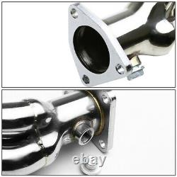 For 03-09 350z G35 Coupe Vq35de 6-2 Racing/performance Exhaust Header Manifold