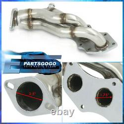 For 06-15 Lexus IS250 2IS XE20 Stainless Steel 2pc 3-1 Exhaust Header Manifold