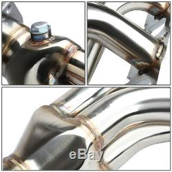 For 08-10 Charger/challenger Srt8 Stainless Steel Racing Header Exhaust Manifold