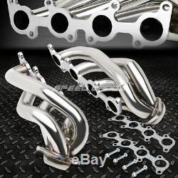 For 11-14 Ford F150 5.0 Coyote V8 Stainless Steel Racing Header Exhaust Manifold