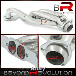 For 1988-1997 Chevy C/K 1500-3500 5.0 / 5.7 Performance Stainless Exhaust Header