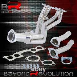 For 1990-1995 Nissan D21 Truck 2.4L SOHC Performance 4-2-1 Steel Exhaust Headers
