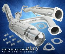For 1992-2000 Civic Ex Eg 2Door/4Dr 3 Upgrade N1 Catback Exhaust Pipe System