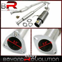 For 1998-2002 Honda Accord F23 2.3 Performance Catback Exhaust System Racing Jdm