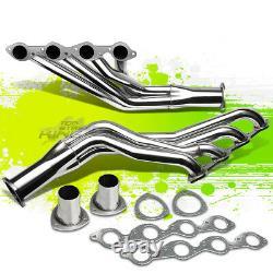 For 396/402/427/454 Big Block Bbc V8 Exhaust Manifold Long Tube Racing Header