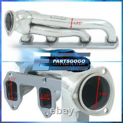 For 57-67 Ford Big Block FE 332-427 BBC Steel Exhaust Performance Shorty Headers