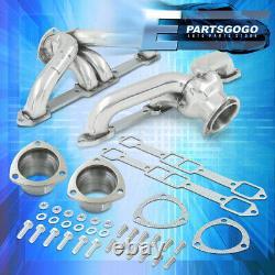 For 59-78 Chrysler Dodge Hemi BB 383-440 V8 Steel Exhaust Racing Header Manifold