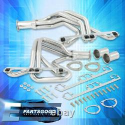 For 72-91 Dodge Pickup 318-360 5.2L 5.9 V8 Steel Exhaust Racing Headers Manifold