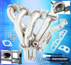 For 91-01 Nissan Sentra 200Sx / Infiniti G20 2.0 Stainless Racing Exhaust Header