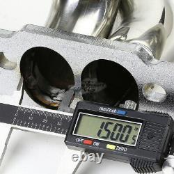 For 93-97 Camaro/firebird 5.7 Lt1 Racing/performance Exhaust Header S. Steel 8-2
