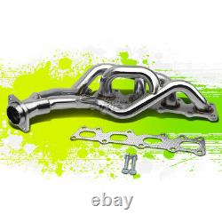 For 95-08 C220/c230/slk230 W202/w203/r170 4 Cylinder 4-2-1 Racing Exhaust Header