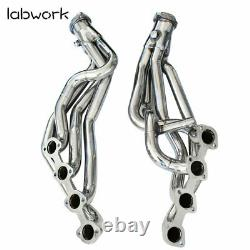 For 96-04 Mustang Gt 4.6l V8 Stainless Long Tube Racing Manifold Header/exhaust