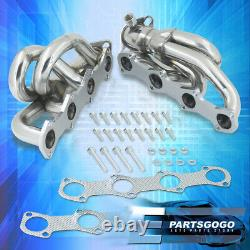 For 97-03 F150 F250 Expedition XLT 4.6L V8 Steel Exhaust Racing Header Manifold