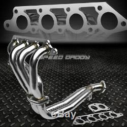 For 98-02 Ford Escort Zx2 S/r 2.0 Stainless Steel Racing Header/exhaust Manifold
