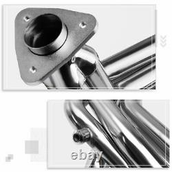 For 99-04 Ford F150 Heritage 5.4L Stainless Steel Racing Exhaust Header Manifold