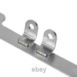 For Mk4 Golf/jetta Nrg Tensile Stainless Steel Racing Seat Mount Bracket Rail