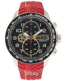 Graham Silverstone Rs Racing Chronograph Automatic Men's Watch 2STEA. B15A