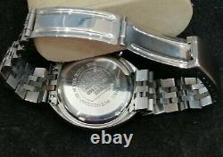 Heuer chronograph vintage Leonidas valjoux 7734 racing