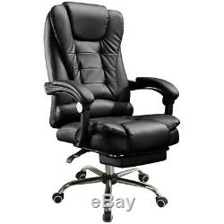 High Back Racing Style Gaming Chair Reclining Office Executive Task Computer -US