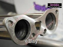 Invidia Racing Mid Pipe for 2006-2013 Lexus IS250 IS350 RWD P/N HS06LISMIP
