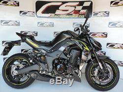 Kawasaki Z1000 2010-20 Full exhaust system Muffler + header CS Racing