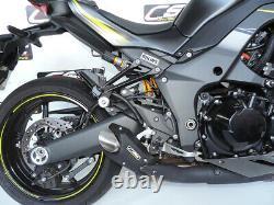 Kawasaki Z1000 2015-20 Slip-on Exhaust Muffler CS Racing