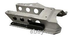 Lonestar Racing Stainless Steel Swingarm Swing Arm Skid Plate Raptor 700 700R