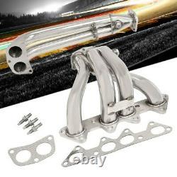 Megan Racing 4-2-1 Exhaust Header Manifold For 94-97 Honda Accord EX L4 2.2L