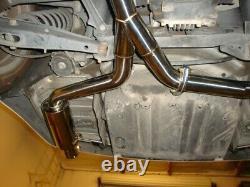 Megan Racing Axle Back Exhaust for Lexus IS250/350 Exhaust 06-13