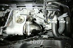 Megan Racing Catless Outlet / Downpipe Fit Civic 16-20 1.5T Turbo LX EX Sport Si
