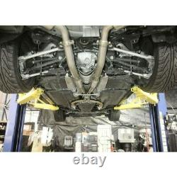Megan Racing Exhaust Catback System & Midpipe For 16-20 Infiniti Q50 3.0L Turbo