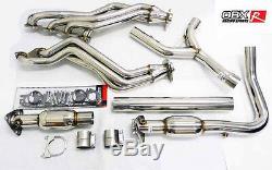 OBX Racing Exhaust Long Tube Headers 07-08 For Dodge Ram 1500 5.7L V8 HEMI
