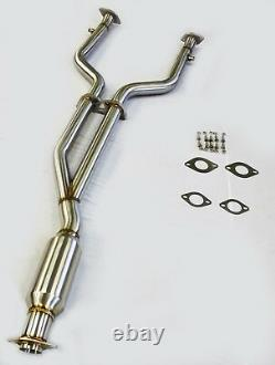 OBX Racing Exhaust pipe for 2006-13 Lexus IS250 2.5L & 2006-19 IS350 3.5L RWD