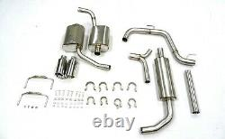 OBX Racing Sports Catback Exhaust System For 2006-2010 Saab 9-3 Aero 2.0t / 2.8T