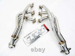 OBX Racing Sports Long Tube Header Exhaust Fits 05 06 07 08 09 10 Mustang 4.0L
