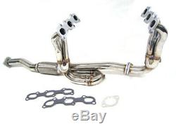 OBX Racing Sports Long Tube Header For 2002 And 2003 Nissan Maxima 3.5L VQ35DE