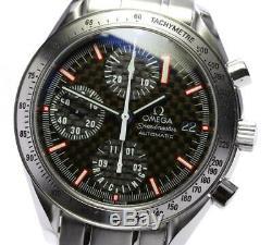 OMEGA Speedmaster Racing 3519.50 Schumacher Automatic Men's Watch 546894