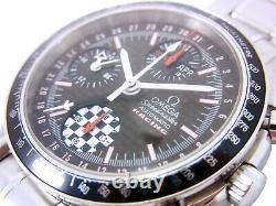 OMEGA Speedmaster Racing Automatic Triple Calendar Watch Schumacher 3529.50