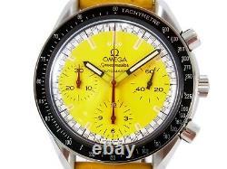 OMEGA Speedmaster Racing Schumacher Chronograph Reduced Automatic Watch 3510.12