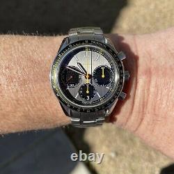 Omega Speedmaster Racing Chronograph Co-axial 326.30.40.50.06.001 MSRP $4800