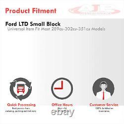 Performance Stainless Exhaust Hugger Headers For Ford 289 302 351 Small Block V8