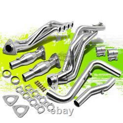 Racing Exhaust Header Manifold for Ford F150 Lighting Harley-Davidson 5.4L 99-04