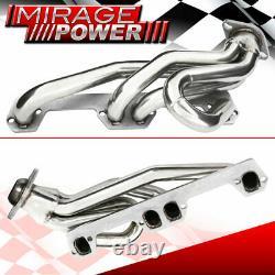 S/S Racing Manifold Header/Exhaust For Dodge Ram/Durango/Dakota 5.2L/5.9L V8