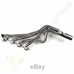 STAINLESS RACING MANIFOLD HEADER EXHAUST FOR 2001 Chevrolet Camaro Pontiac